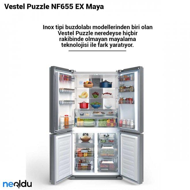 Vestel Puzzle NF655 EX Maya