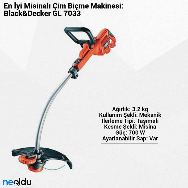 Black&Decker GL 7033