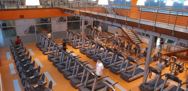 Essporto Health & Fitness Club Şişli