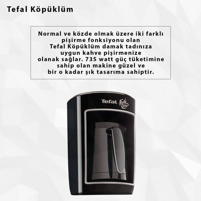 Tefal Köpüklüm