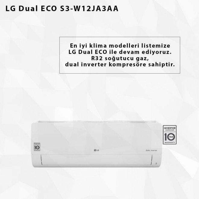 LG Dual ECO S3-W12JA3AA