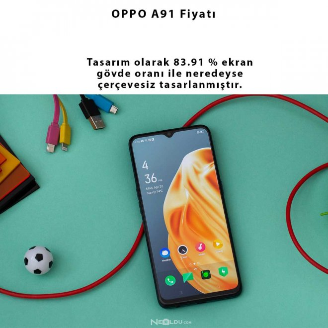 OPPO A91 İşlemci Hızı