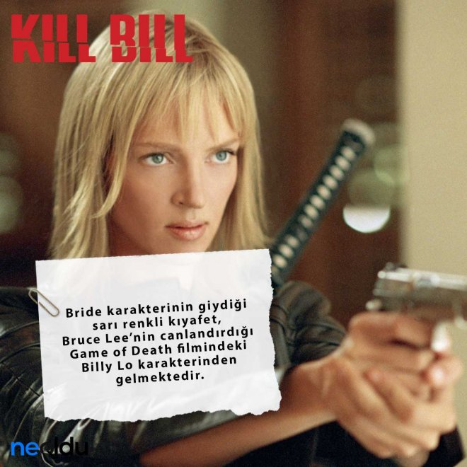 Kill Bill yorum