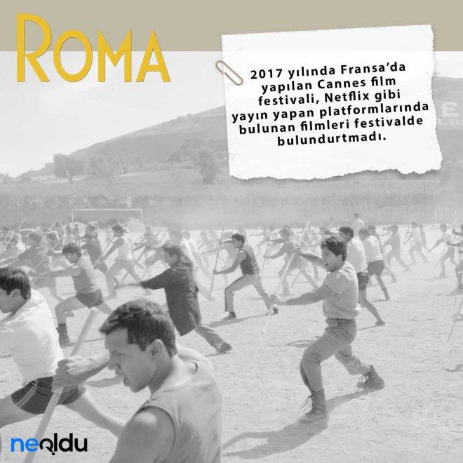 Roma Filmi teknik kadro