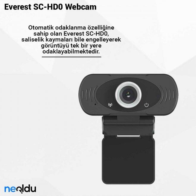 Everest SC-HD0 Webcam