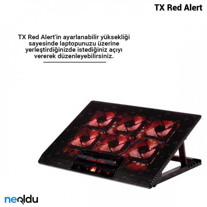 TX Red Alert