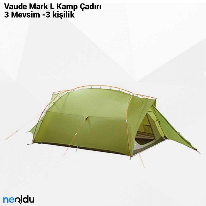 Vaude Mark L Kamp Çadırı – 3 Mevsim