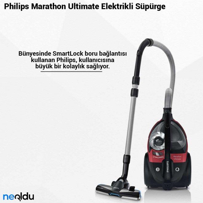 Philips Marathon Ultimate ses seviyesi