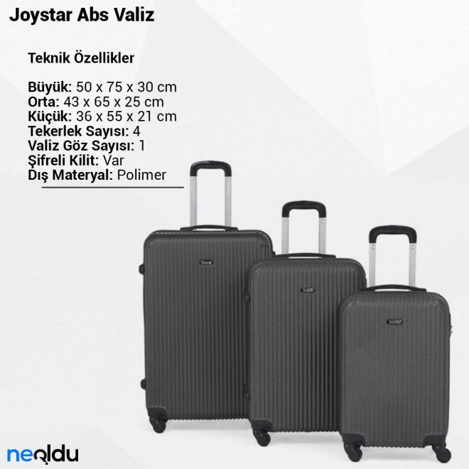 Joystar AbsValiz