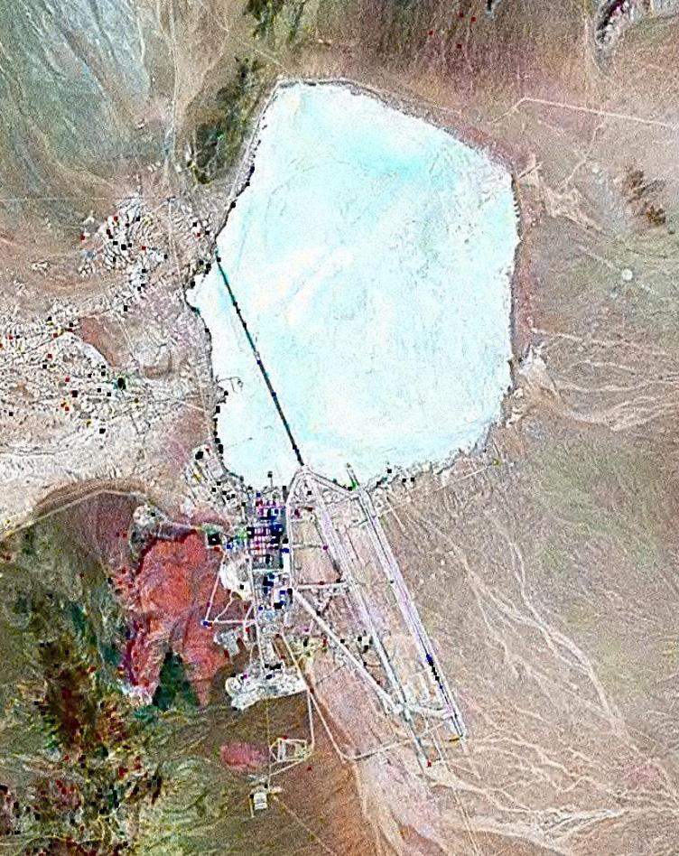 51. Bölge Google Earth Görüntüsü