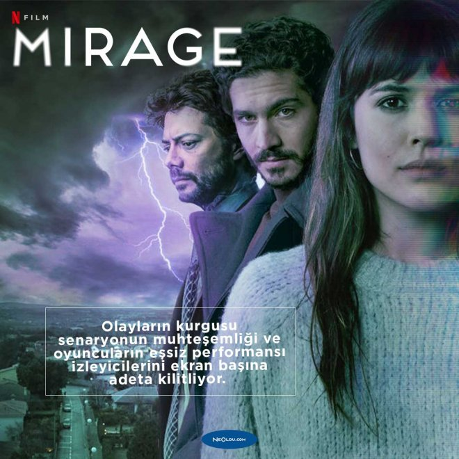 imdb mirage 2018