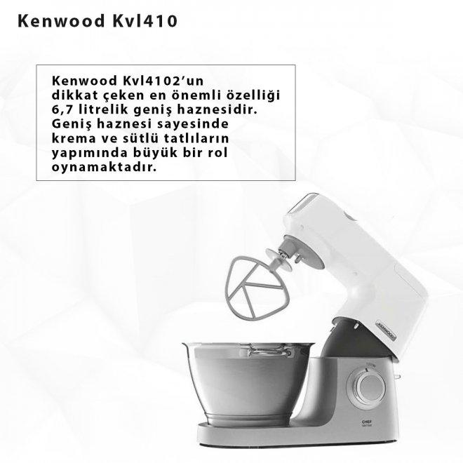 Kenwood Kvl410