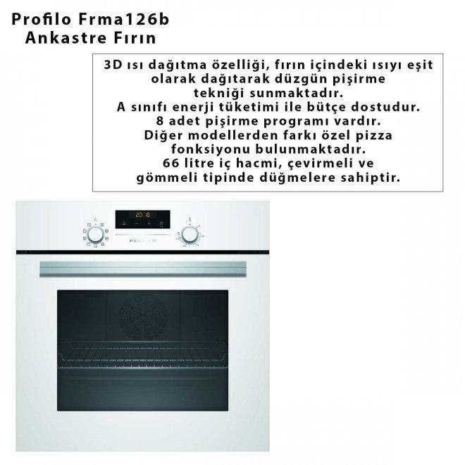 Profilo Frma126b Ankastre Fırın
