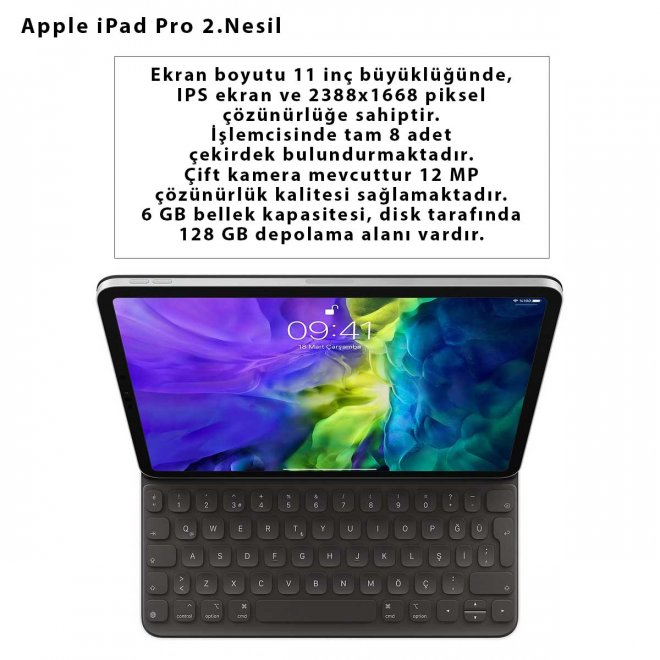Apple iPad Pro 2.Nesil