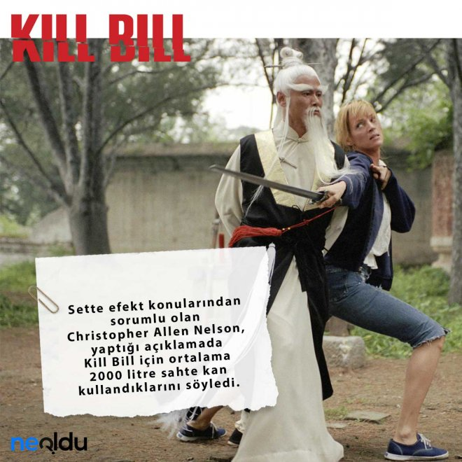 Kill Bill bilgi