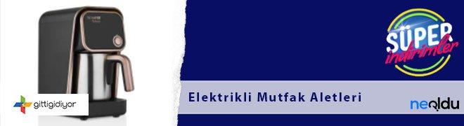 Elektrikli Mutfak Aletleri