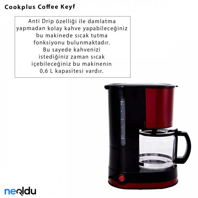 Cookplus Coffee Keyf