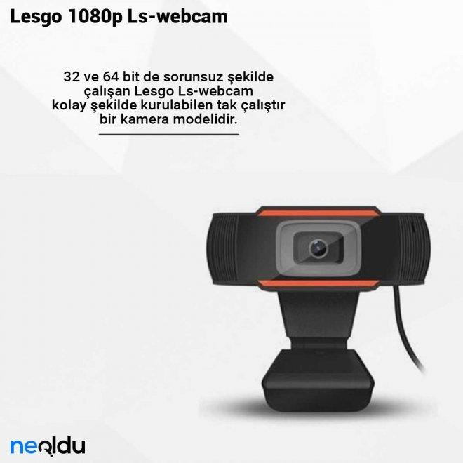 Lesgo 1080p Ls-webcam