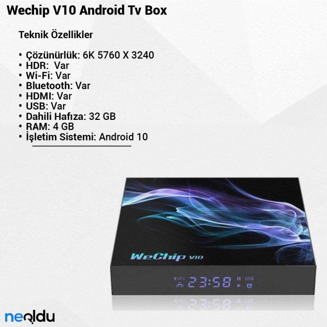 Wechip V10