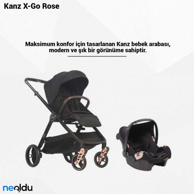 Kanz X-Go Rose