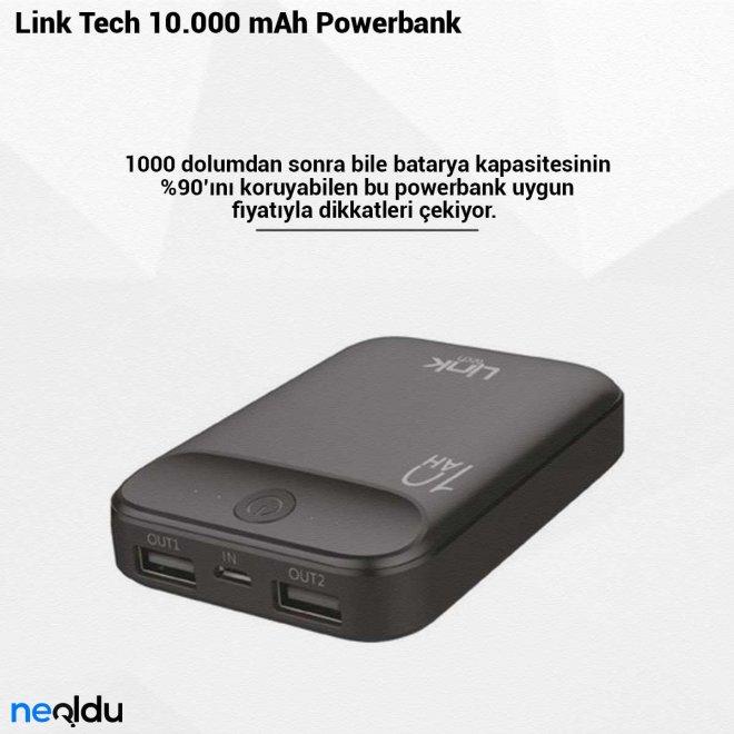 Link Tech 10.000 mAhPowerbank