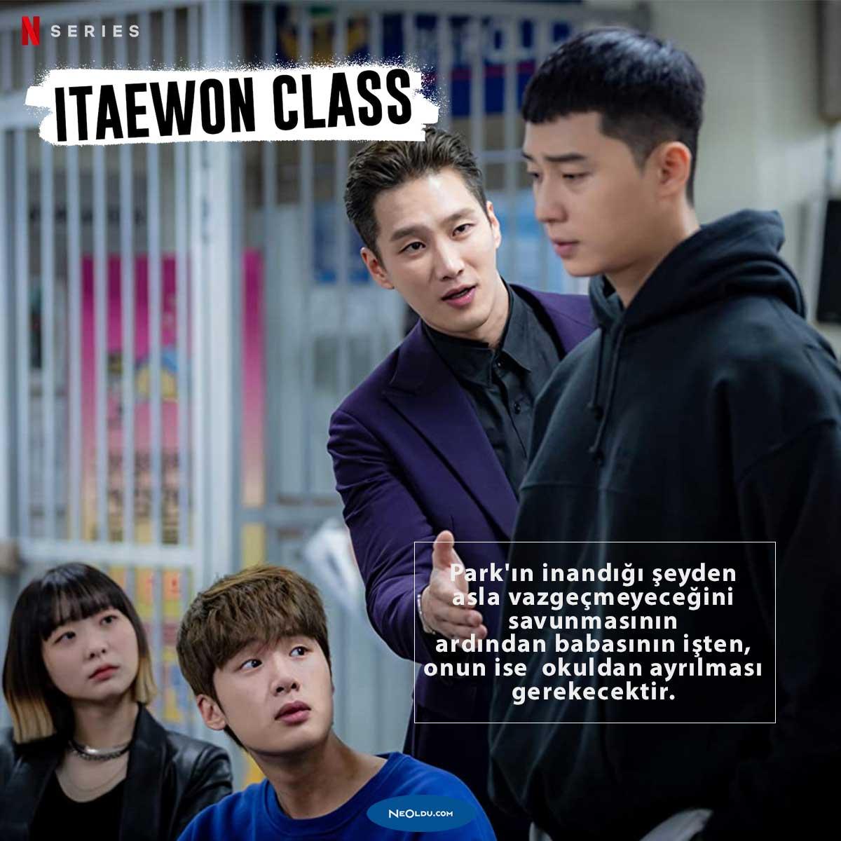 Itaewon Class Dizi İncelemesi