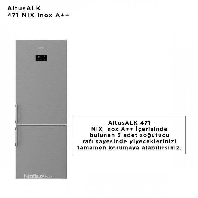 AltusALK 471 NIX Inox A++