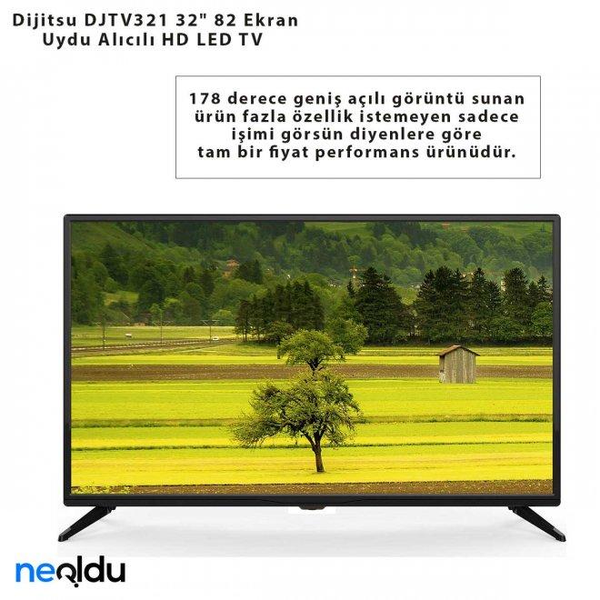 82 ekran televizyon