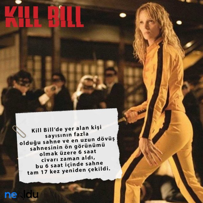 Kill Bill karakterleri