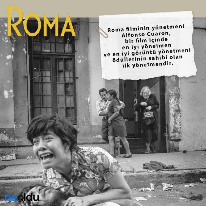 Roma Filmi Kaç Yılında Çekildi
