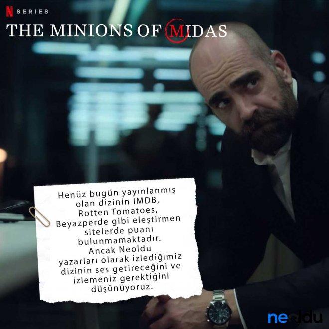 Midas'ın Müritlerii
