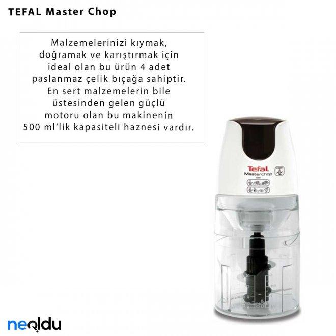 TEFAL Master Chop