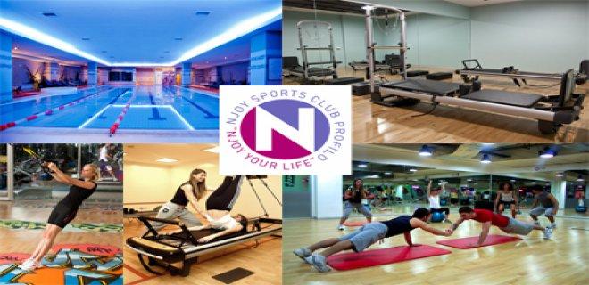Njoy Sports Club Şişli