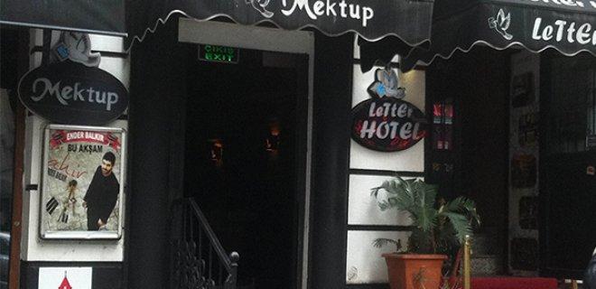 Mektup Bar Beyoğlu