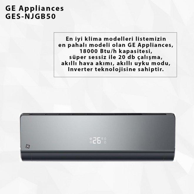 GE Appliances GES-NJGB50