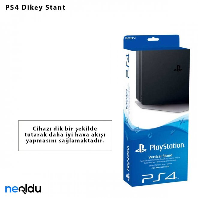 PS4 Dikey Stant