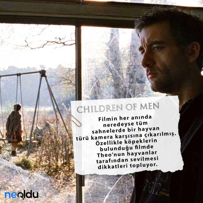 children of men yönetmeni