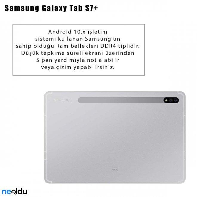 Samsung Galaxy Tab S7+ S PEN