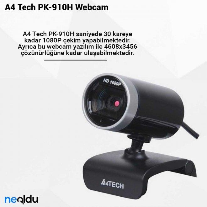 A4 Tech PK-910H Webcam