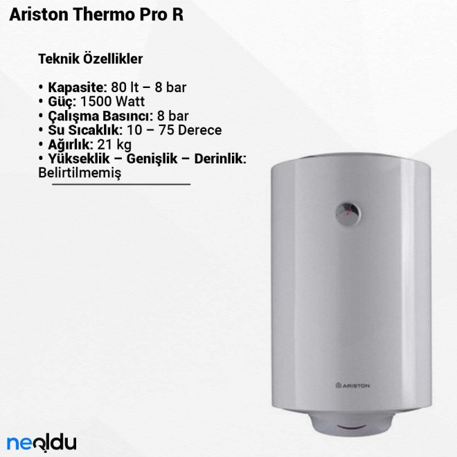 Ariston Thermo Pro R