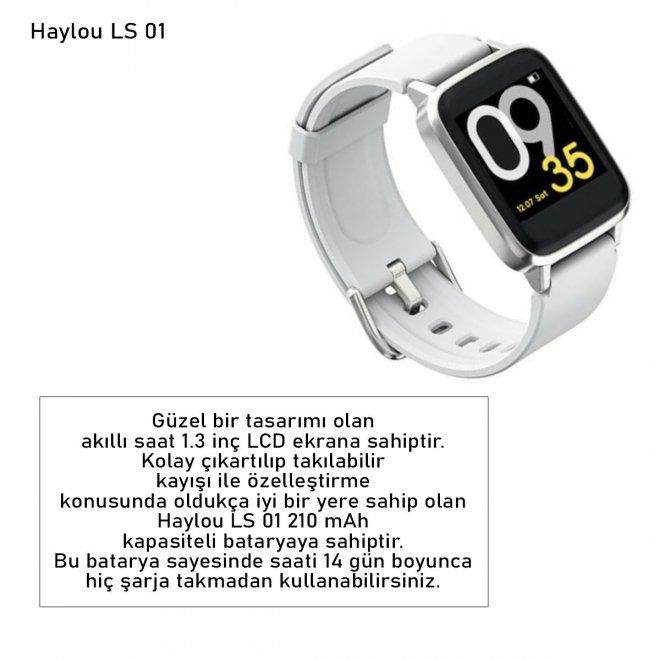 Haylou LS 01