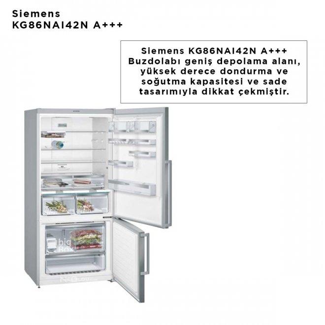 Siemens KG86NAI42N A+++