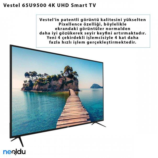 Vestel 65U9500 4K UHD Smart TV