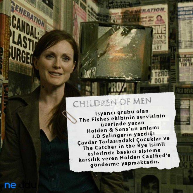 children of men nerede geçiyor