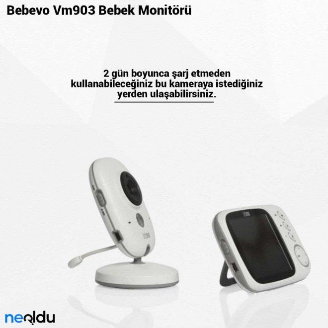 Bebevo Vm903 Bebek Monitörü
