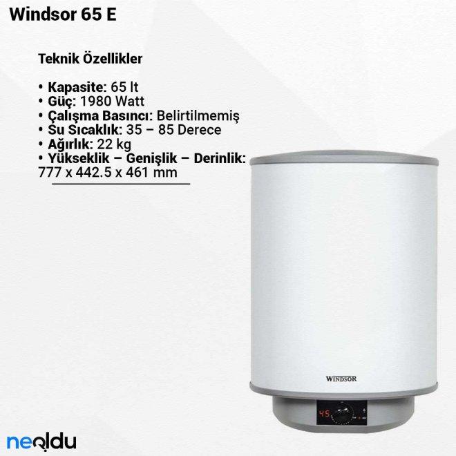 Windsor 65 E