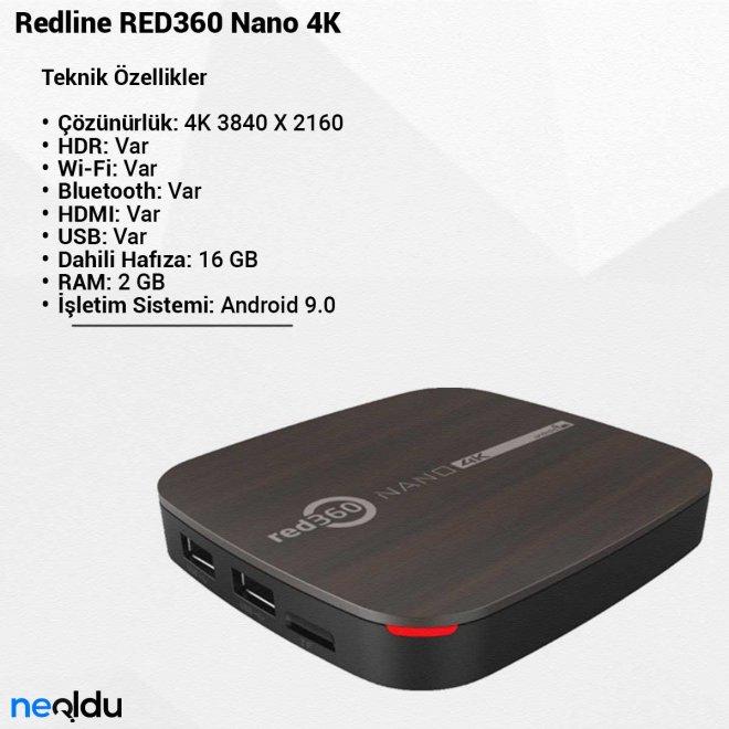 Redline RED360 Nano