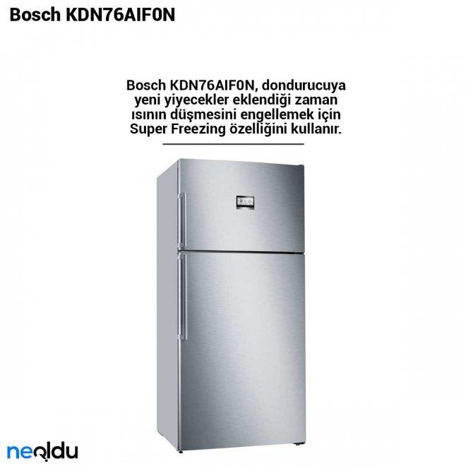 Bosch KDN76AIF0N