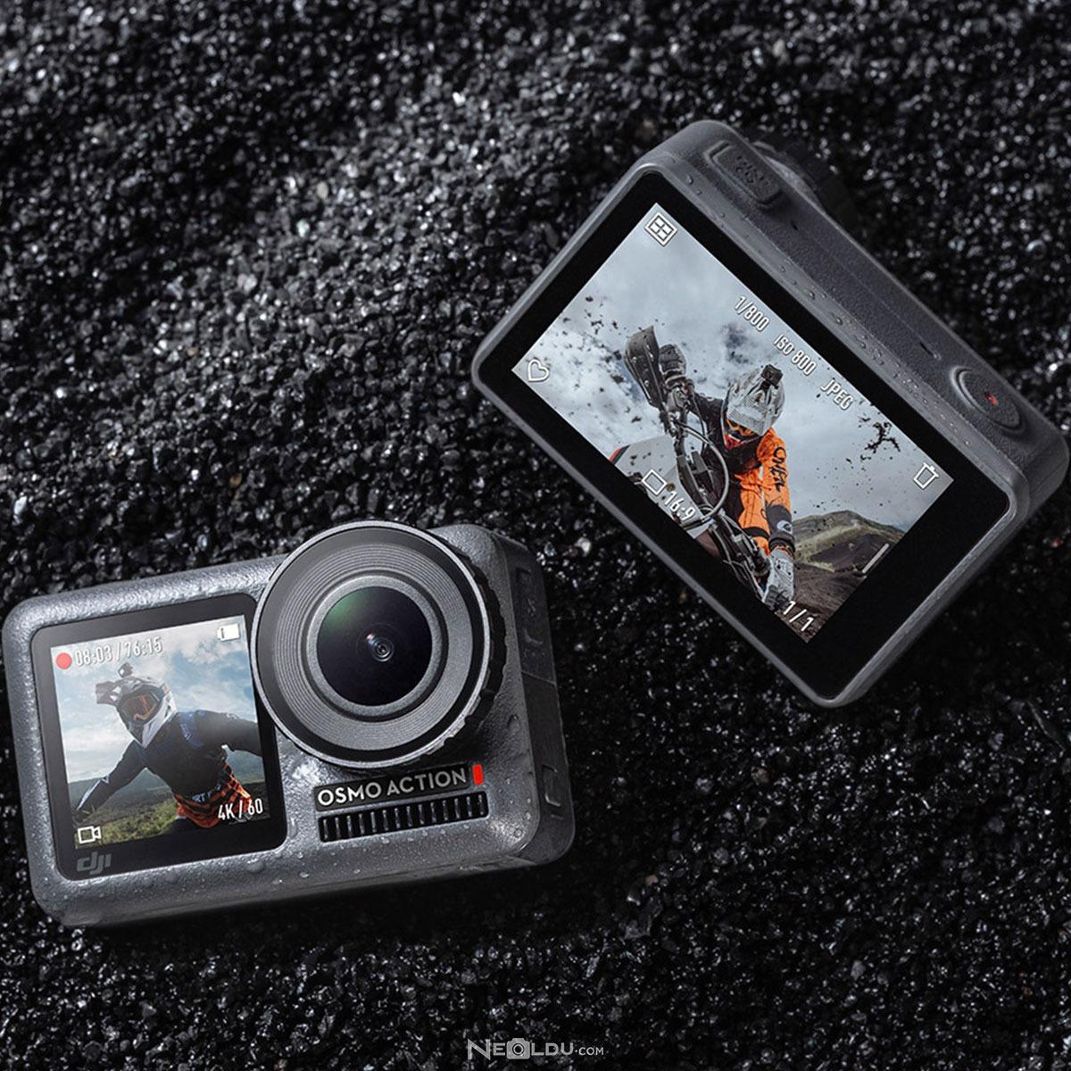 Aksiyon Kamerası Modelleri