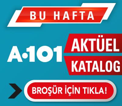 A101 aktüel 24 Eylül 2020